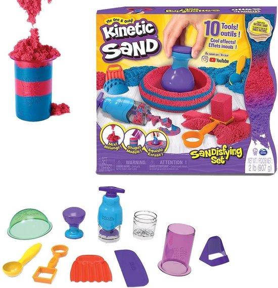 Kinetic Sand Speelset Sandisfying Junior 1-delig