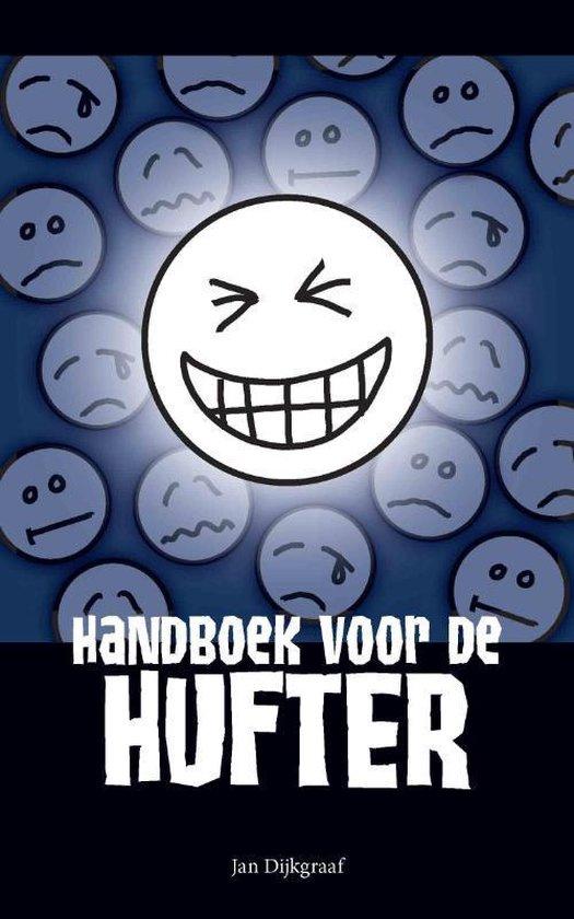 Boek cover Handboek voor de hufter van Jan Dijkgraaf