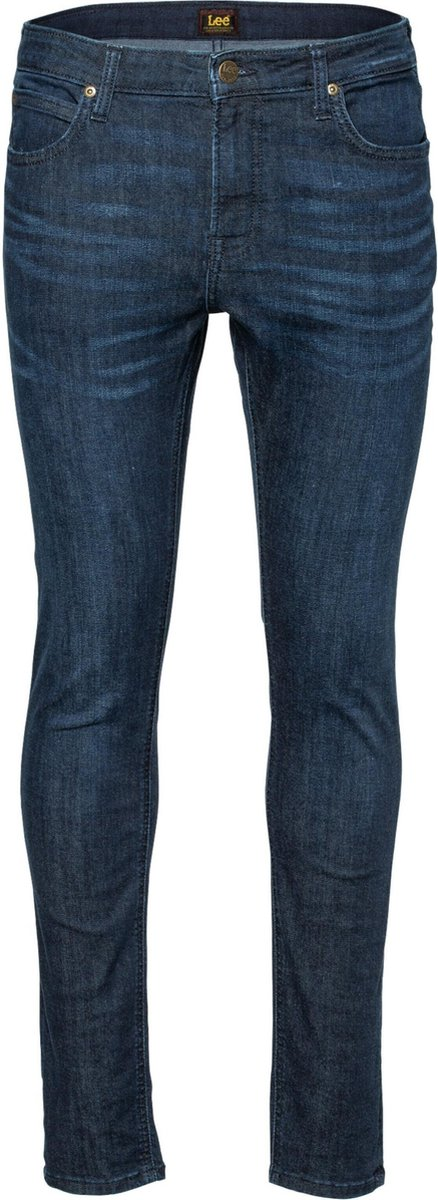 Lee jeans malone Blauw Denim-33-32