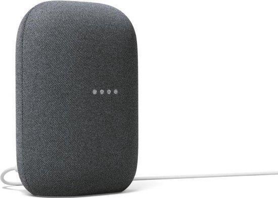 Google Nest Audio - Charcoal - 2-pack