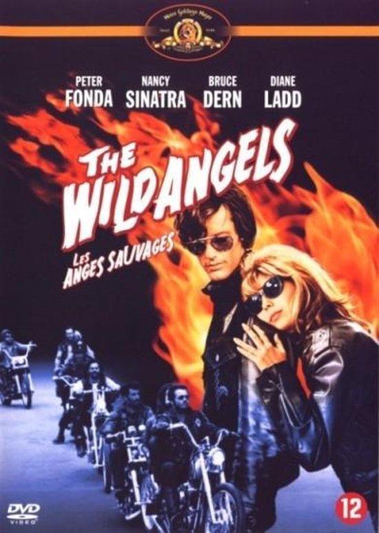 Cover van de film 'Wild Angels'