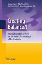 Creating Balance?
