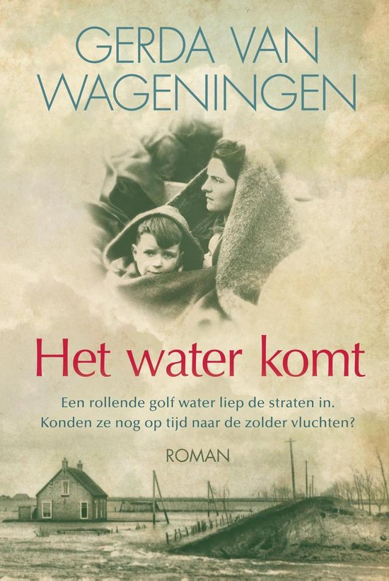 Het water komt - Gerda van Wageningen | Readingchampions.org.uk