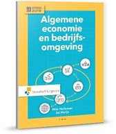 Boek cover Algemene economie en bedrijfsomgeving van Wim Hulleman (Paperback)