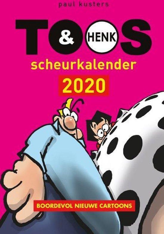 Afbeelding van Toos & Henk scheurkalender 2020