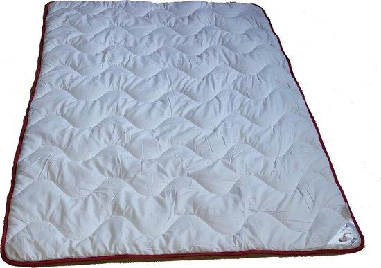 Meisterhome® Mono dekbed - Zomerdekbed - 200 x 200 cm. ''Het echte slapen begint bij Meisterhome®''