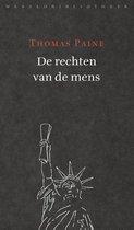 Boek cover De rechten van de mens van Thomas Paine (Hardcover)