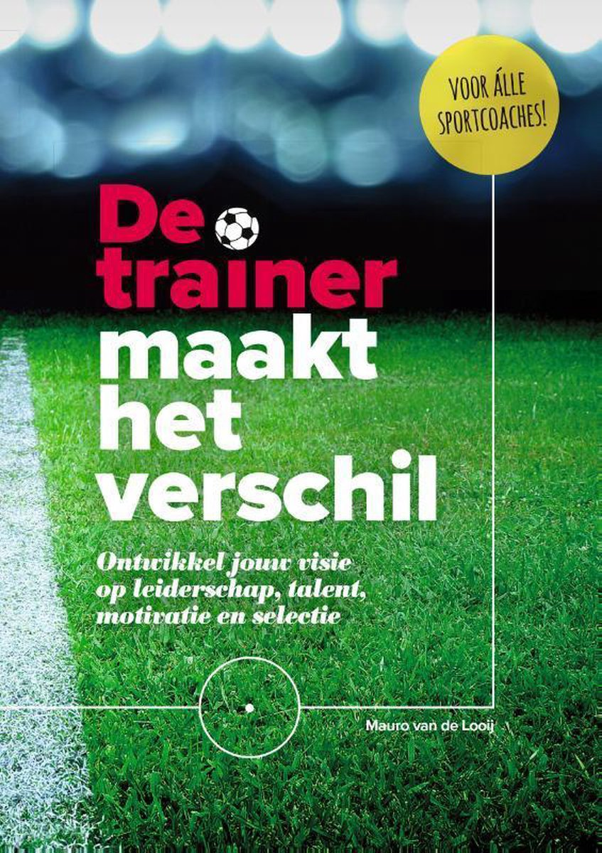 De trainer maakt het verschil