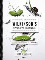 Mr Wilkinson's favoriete groenten