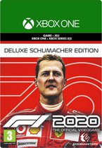 F1 2020 - Deluxe Schumacher Edition - Xbox One + Xbox Series X/S Download