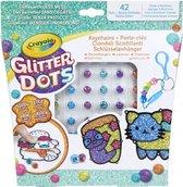 Glitter Dots - Dierenvrienden Sleutelhangers