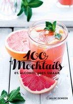 Boek cover 100 Mocktails van Hilde Deweer (Paperback)