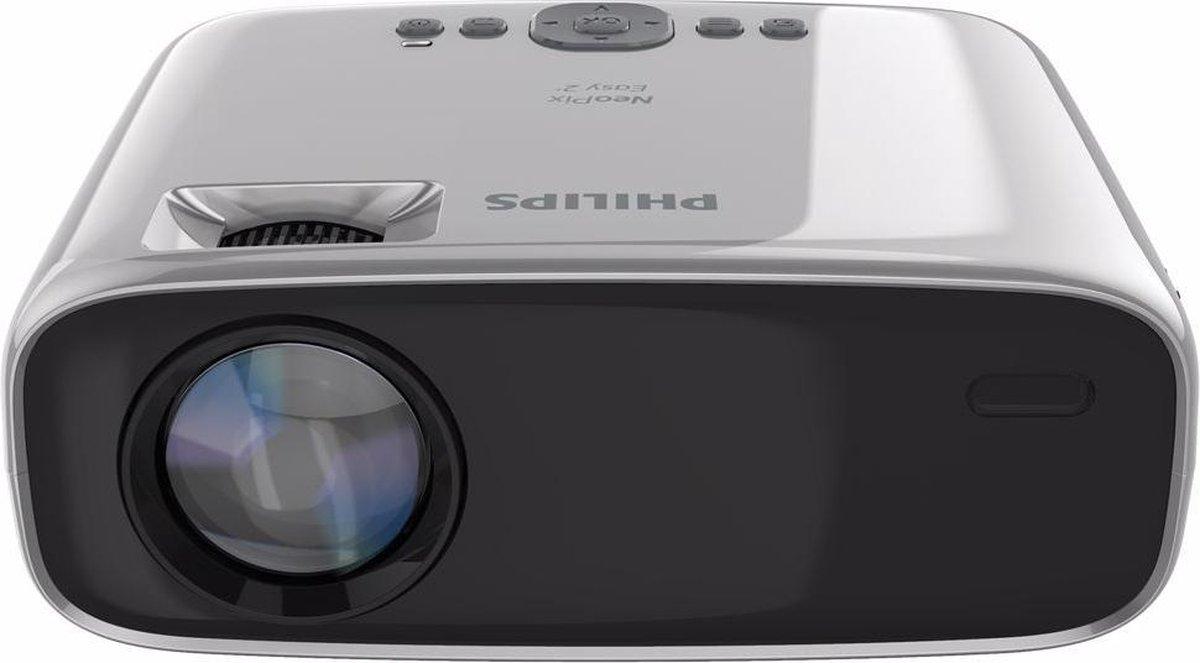 Philips NeoPix Easy 2+ Beamer 720P (nieuw 2021 model)