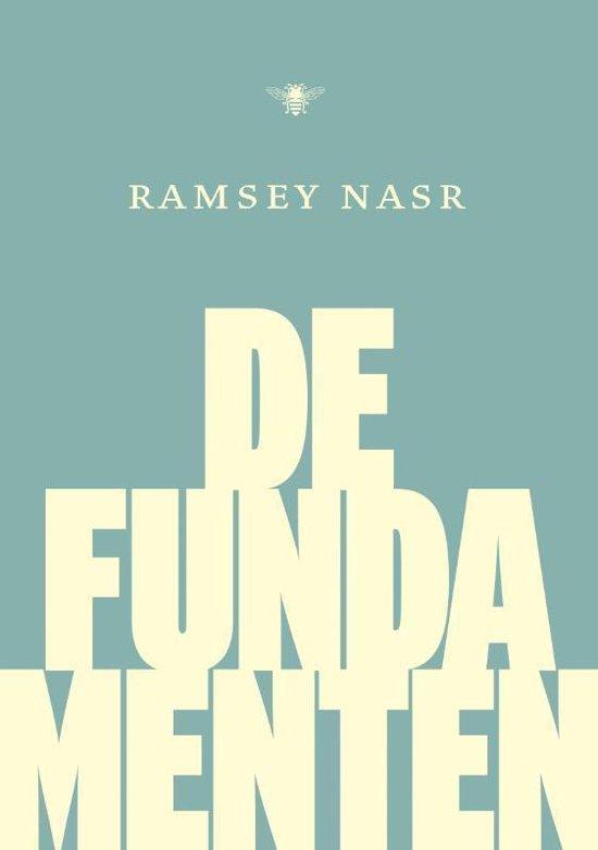 Boek cover De fundamenten van Ramsey Nasr (Hardcover)