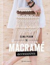 Forte Boek - Macramé accessoires Elma Pluim