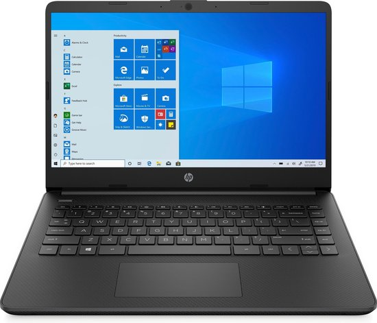 HP 14s-fq0701nd - Laptop - 14 Inch