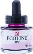 Ecoline 30 ml 390 Pastelroze