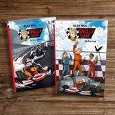 Boek cover Pakket Snelle Sam 1 en 2 van Olav Mol