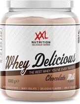 XXL Nutrition Whey Delicious - Proteïne Poeder / Proteïne Shake - Chocolade 1000 gram