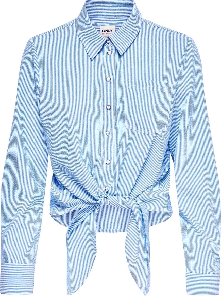 ONLY ONLLECEY Dames Blouse - Maat L
