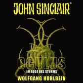 Omslag John Sinclair, Sonderedition 8: Oculus - Im Auge des Sturms
