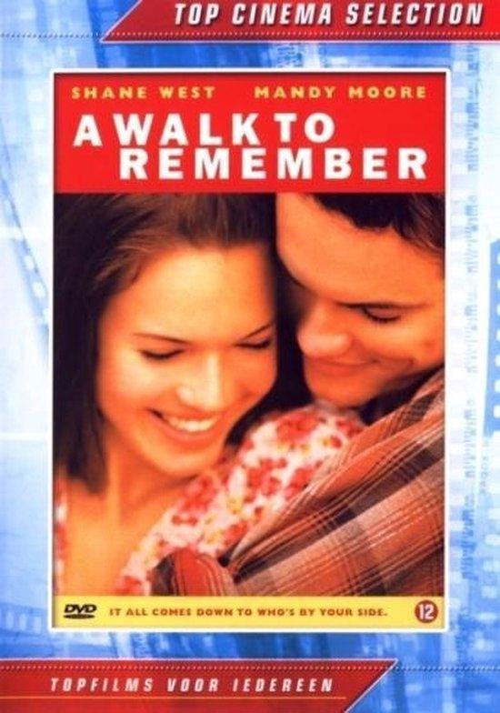 Cover van de film 'A Walk to Remember'
