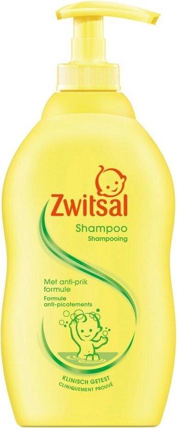 Zwitsal Shampoo 400ML OP