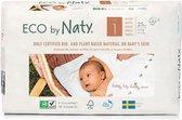 Naty Luiers Maat 1 Newborn (2-5 kg) 25 stuks