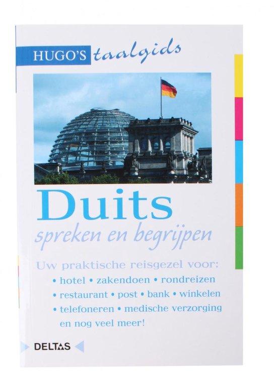 Hugo's taalgids - Duits spreken en begrijpen - Onbekend |