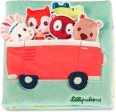 Lilliputiens Louise en vriendjes activiteiten boek