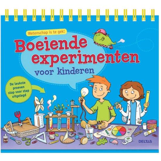 Boeiende experimenten voor kinderen - Mélanie Perez | Fthsonline.com