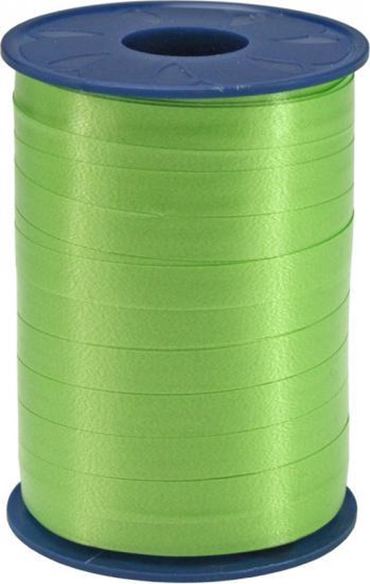 Lime Groen Lint 250 meter x 10mm