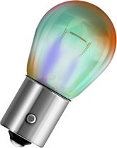 Osram Diadem Halogeen lamp - BAW15S - 12V/21W - per stuk - Rood