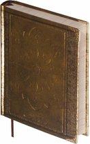 D1121-4 Dreamnotes notitieboek royaal 14 x 10 cm honing kleur