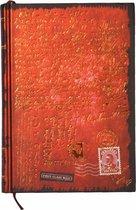 D1110-3 Dreamnotes notitieboek Mail 15 x 10,5 cm koper