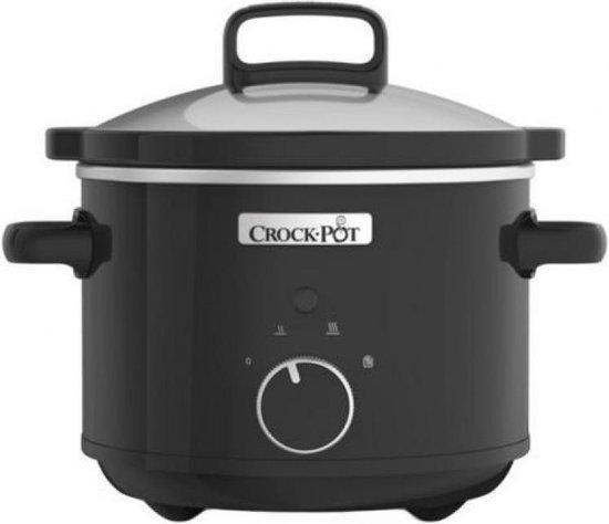 Crock Pot CSC046X-01 - Slowcooker - Zwart