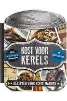 Boek cover Kost voor kerels van Kookboek