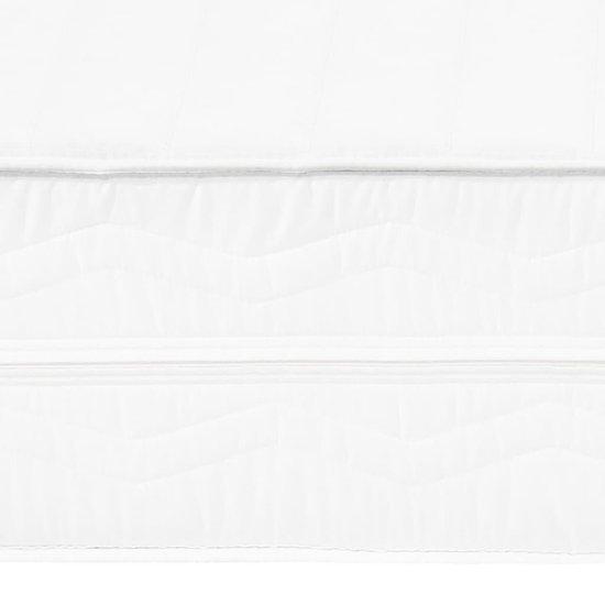 vidaXL Matras 18 cm visco-traagschuim 80x200 cm