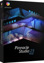 Pinnacle Studio 23 Plus - 1 apparaat - Meertalig -