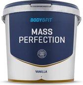 Body & Fit Mass Perfection - Weight gainer  - 4400 gram - Vanille milkshake