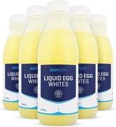 Body & Fit Vloeibaar Ei-Eiwit - Direct klaar voor gebruik  -  6 x 485 ml (96 porties)