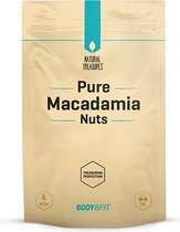 Body & Fit Superfoods Pure Macadamianoten - 500 gram