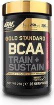 Optimum nutrition Gold Standard BCAA Train - 266 g (28 doseringen) - Raspberry en Pomegranate