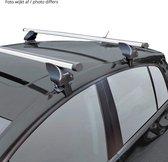 Twinny load Dakdragerset Twinny Staal S35 semi pasvorm (voor auto's zonder dakreling)