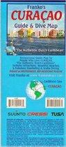 Franko Maps Curaçao Guide & Dive Map