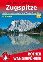 Zugspitze mit Ammergauer Alpen und Werdenfelser Land