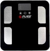 Pure2Improve - Personen weegschaal - Zwart