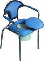Comforthulpmiddelen Toiletstoel - blauw
