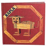 Kapla - Boek nr.1 - Rood - Dieren & verschillende constructies