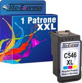 PlatinumSerie® 1 Patroon XXL alternatief voor Canon CL-546 XL Color